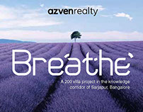 Azven Realty - Breathe Brochure