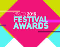 VIMEO FESTIVAL AWARDS 2016