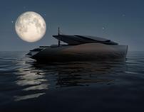 Yacht design : La fragrance