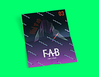Poster・FAB (Fabric A Book)