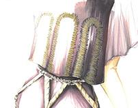 MUCHA - My personal capsule Maison Valentino inspired