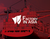 Factory in Asia