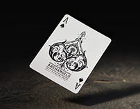 Bicycle Playing cards in the studio!