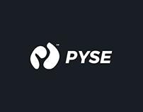 Pyse - Brand Design