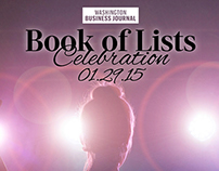 Book of Lists Celebration 2015: Advertising