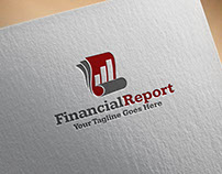 Tax Report | Logo Template