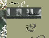 Book Design: Romeo & Juliet: Act 2, Scene 6