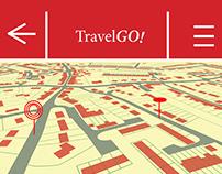 UX/UI Case Study: TravelGO