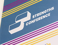 2018 Strengths Conference Branding
