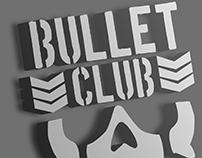 3D Debut: Bullet Club