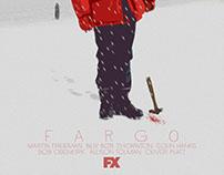 Fargo alternative poster