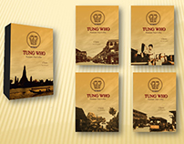 TUNGWHO Rebranding Project (with AD Group)