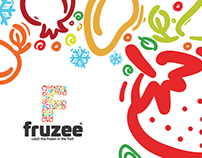 Fruzee Branding