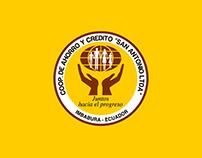 Página Web Cooperativa San Antonio