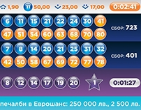 Eurochance & Poker Chance games design