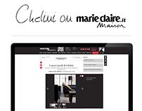 Chelini on Marie Claire Maison.it