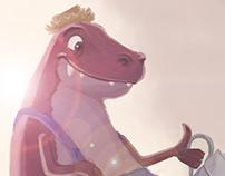 Sketch - O Dinossauro e o Caipira