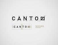 CANTO 21 BRANDING
