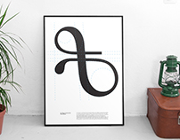 'because' glyph - Final Major Project