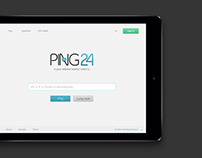 Ping24: website and servers' health status