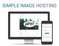 SIMG - Simple Image Hosting PHP Script
