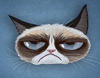 Animation - Grumpy Cat