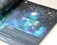 Singing Christmas Tree 2015: Christmas in the City