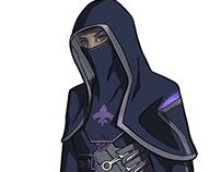 Concept Art: Agents of Mayhem - Characters