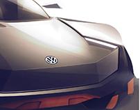 Volkswagen ARDUS - Talento Design 2015