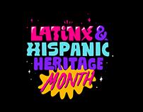 Latinx Facebook Stickers
