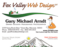 Fox Valley Web Design LLC ~ American website developers