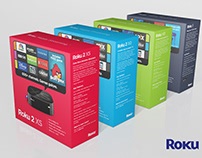 Roku: Packaging
