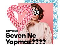 Boyner - Valentine's Day Campaign