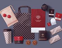 Trade Chocolate House branding