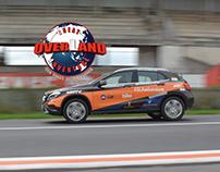 Mercedes GLA : Show Branding/Car Decals