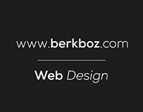 berkboz.com // Web Design