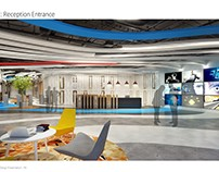 Google Office Design Concept, Gurgaon