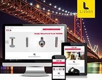 tiryakimakina.com.tr Web Sitesi Responsive Tasarım
