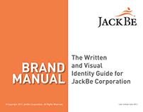 Branding/Corporate - 2013 JackBe Brand Manual