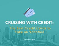 Kewho Min | Cruising with Credit