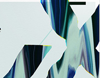 The XX – Concert Poster