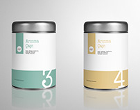 Habit - Tea Package Design