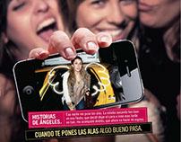 Diageo - Historias de Ángeles