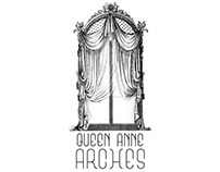 Queen Anne Arches Typeface