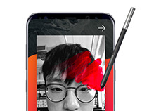 Samsung's Portrait Pool