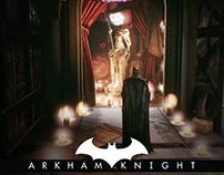 Batman Arkham Knight - Panessa Joker Shrine