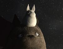 Totoro 3D