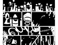 Abstract Comic