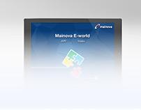 E-WORLD APP for Mainova AG
