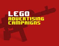 Lego Advertising Campaigns